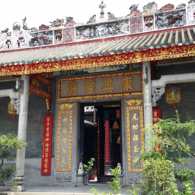Sam Kai Vui Kun (Kuan Tai Temple) - Macau