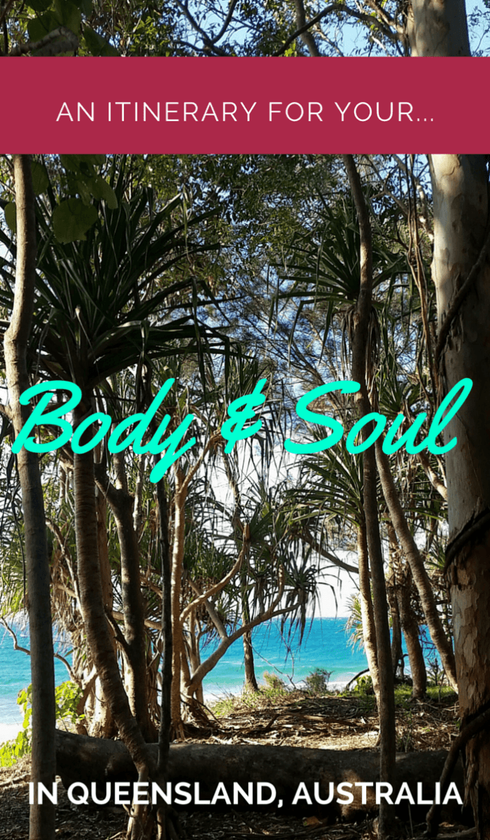 Queensland, Australia is well known for it's beautiful long beaches, warm weather and easy-going vibe... How do I know? Well, it's where I come from! And so if you're heading to Australia, Queensland is the perfect state to rest and rejuvenate. Here's where to rest your body and soul when you visit the sunshine state...