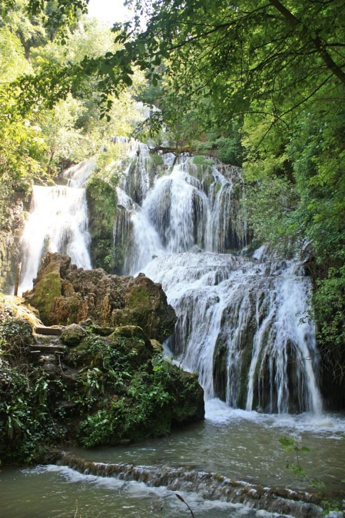 Krushuna Waterfalls - Best day trips from Sofia Bulgaria