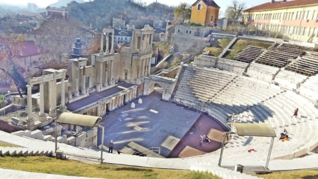 Plovdiv - Best day trips from Sofia Bulgaria