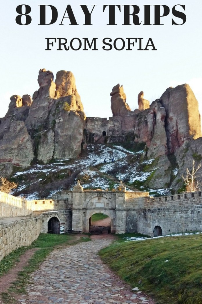 Looking for the best day trips from Sofia? Visit these top destinations, full of nature, history & architecture to make the most of your trip to Bulgaria! Click through to read now...