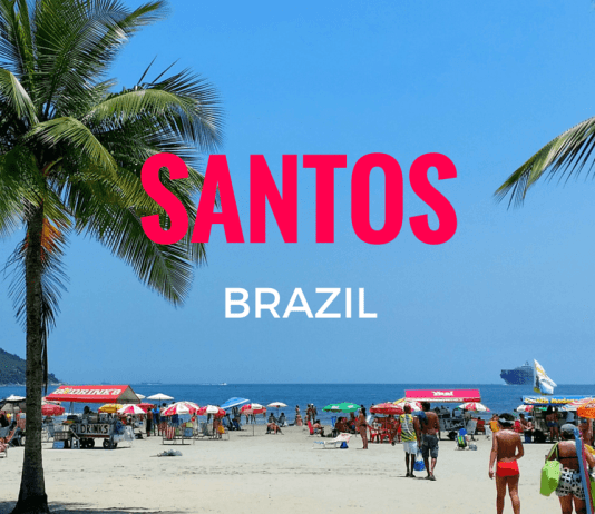 Travel vlog in Santos, Brazil: Things to do in Santos, how to get to Santos & where to stay in Santos | StoryV Travel & Lifestyle