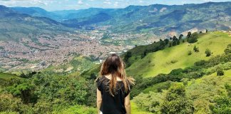 Mountains in Medellin | 10 Solid Reasons To Visit Medellin, Colombia Next