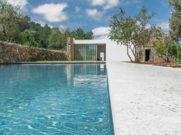 Villa Can Basso, Ibiza |10 Amazing Holiday Villas In Spain For Millennial Travelers