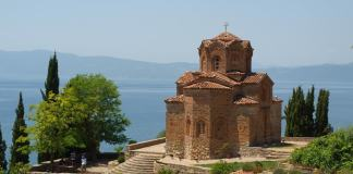 Church of St. John at Kaneo - Ohrid / Essential Macedonia Travel Tips You Need To Know Before Visiting