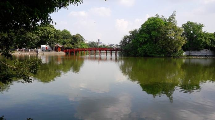 Hoan Kiem Lake in Hanoi - Essential Vietnam Travel Tips You Need To Know Before Visiting