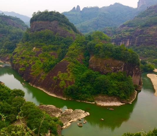 roundhouse or tuloutop of mountain Wuyishan Natural Reserve- Essential China Travel Tips You Need To Know Before Visiting