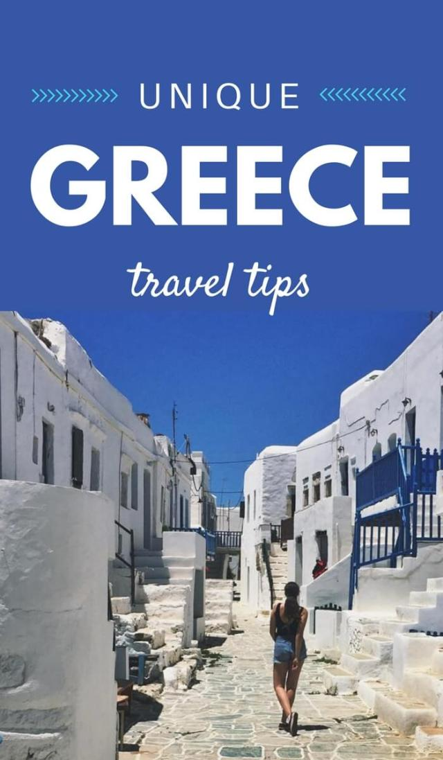 A Locals Secret Greece Travel Tips For A Refreshingly Unique - Trip to greece