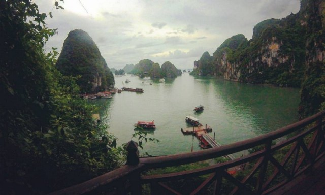 View from Sungsot Cave | Essential Vietnam Travel Tips You Need To Know Before Visiting