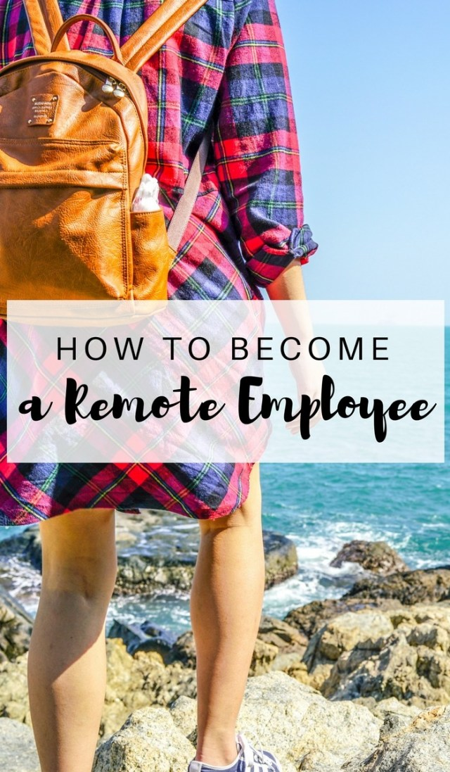 So helpful! | An in depth interview where I chat with remote nomad Kate Smith about how to become a remote employee or freelancer while traveling as a digital nomad. Click through to read now...