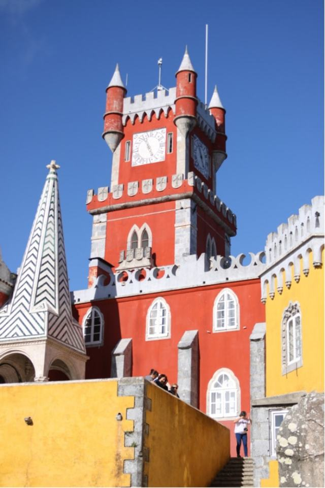 Pena Palace, Portugal - How to travel more