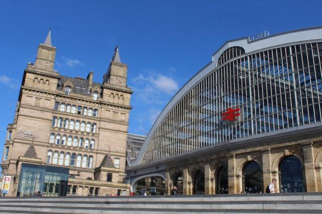 Liverpool Train Station - things to do in Liverpool