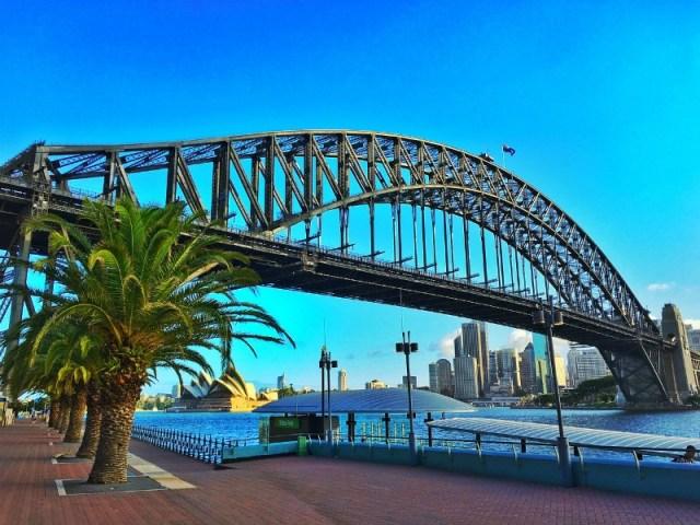 Long term travel in Australia