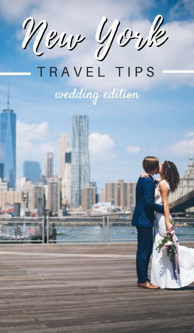Magical! If you're going to New York soon (perhaps even thinking about getting married there) & looking for inspiration & advice, here's where to start. We interviewed Slovakian traveler and newlywed, Susanna Ladecky, who shares her amazing New York travel tips & insights after recently having her dream wedding and honeymoon there. Click through to read now...