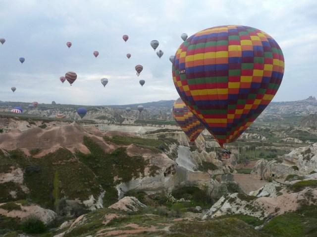 Long term travel in Turkey