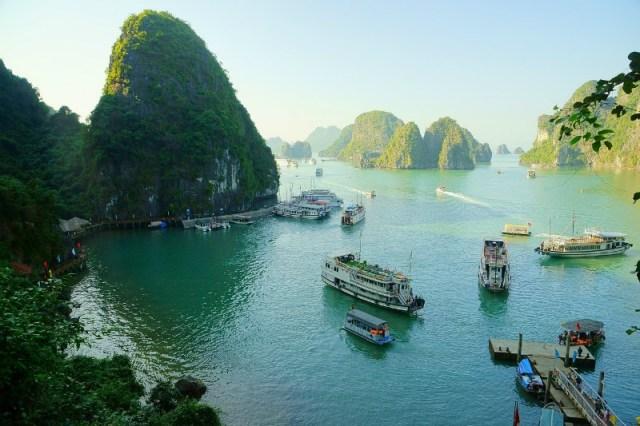 Long term travel in Vietnam