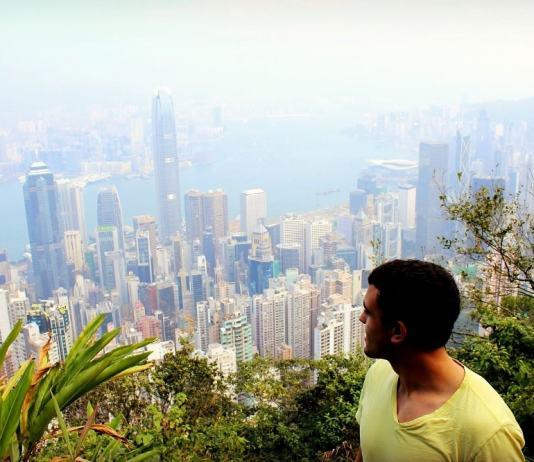Victoria Peak - Hong Kong Travel tips