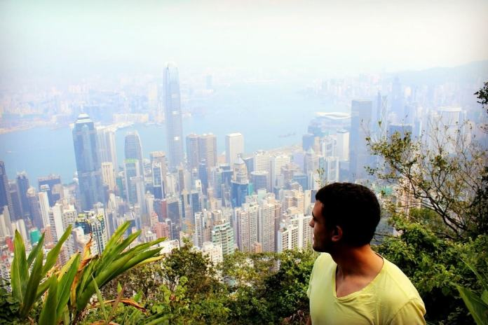 Victoria Peak - Hong Kong Travel tips