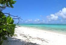 Beautiful beach - Mauritius travel tips