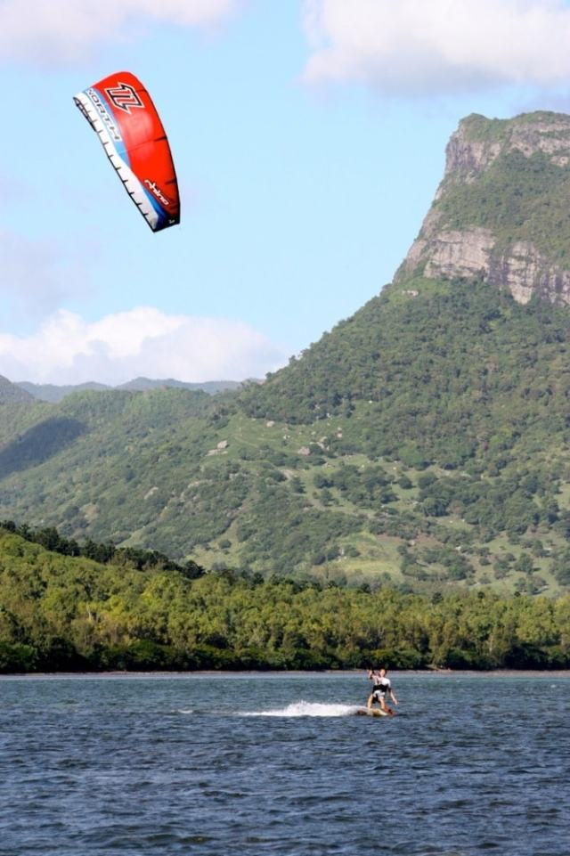 Kite Surfing in Mauritius - Mauritius travel tips