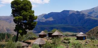 A small village near Semonkong - Lesotho travel tips