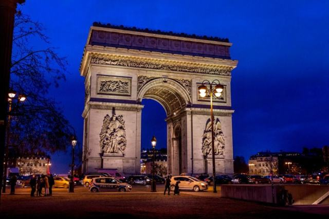 Arc de Triomphe - Paris Travel Tips