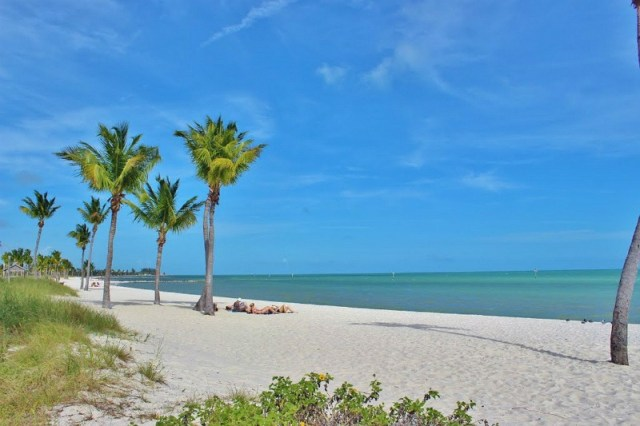 Writing while traveling in Key West