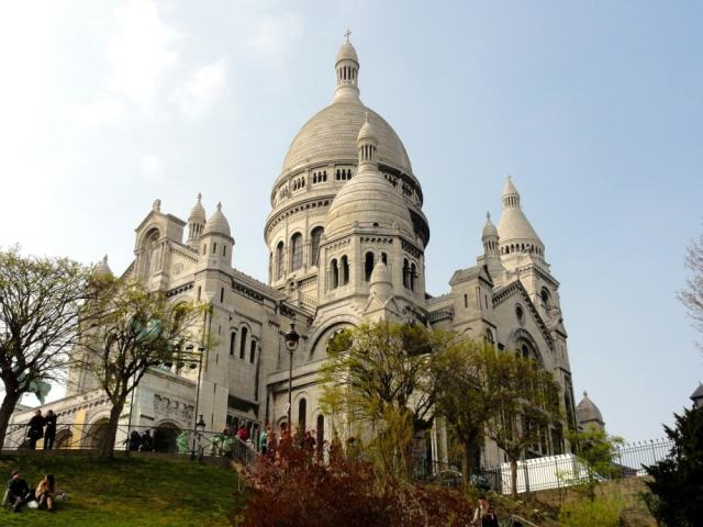 Sacre Coeur Montmartre - Paris travel tips