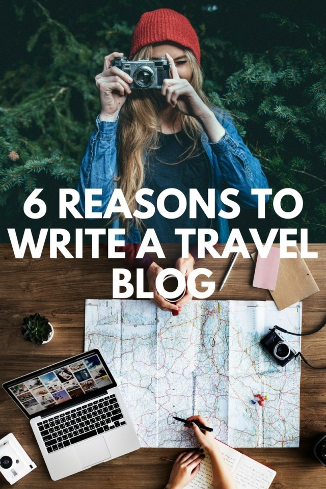 We love travel blogging! Why write a travel blog? What can you get out of it? In this post we explore 6 reasons why travel blogging is so beneficial for travelers on the road... (Click through to read)