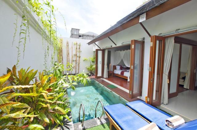 Bali private pool villas Bougainville