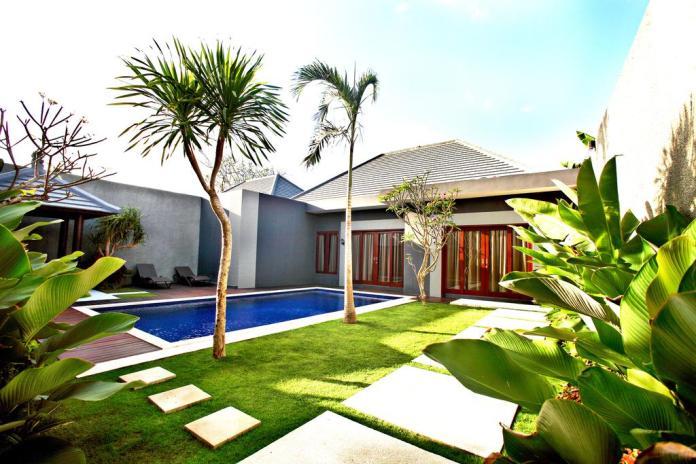 Bali private pool villas Seven Angels
