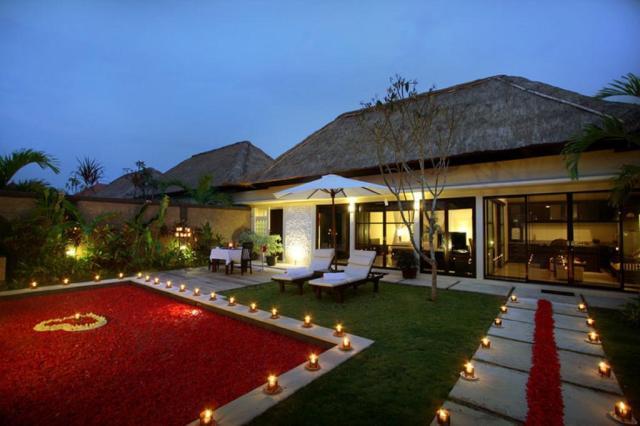 Bali private pool villas bali rich