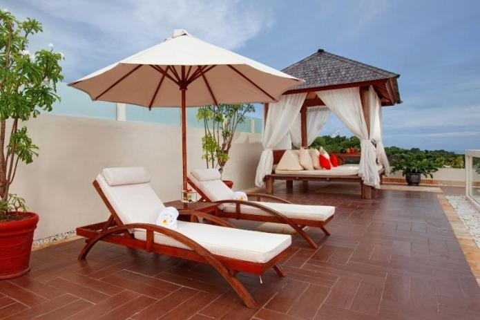 Bali private pool villas nusa dua retreat