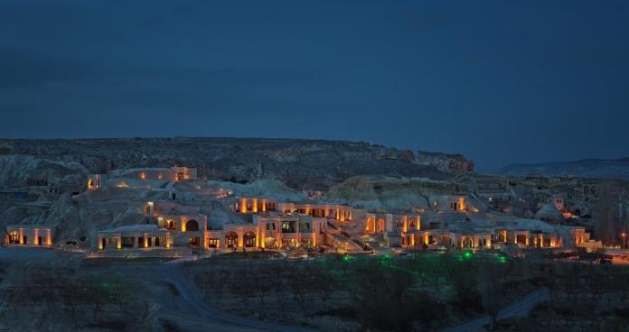 Cave hotels in Cappadocia mdc