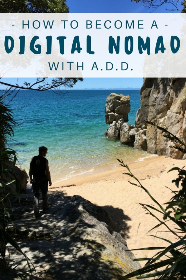 Do you dream of traveling the world and working online but struggle with A.D.D and feel it would hold you back? Here are 7 top strategies on how to become a digital nomad with Attention Deficit Disorder. Hint - traveling & working online is still within your reach! Click through to read now...