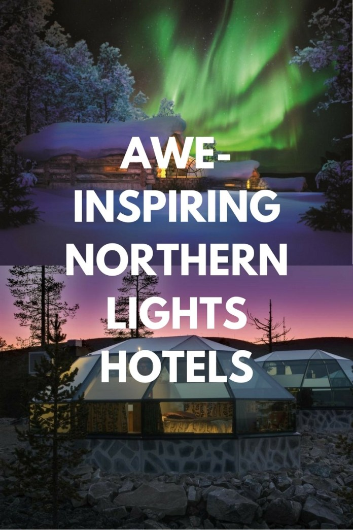 Turn your Scandinavian winter holiday into a dream come true by staying at one of these cosy Northern Lights hotels and witnessing the magic of the sky... (click through to read)