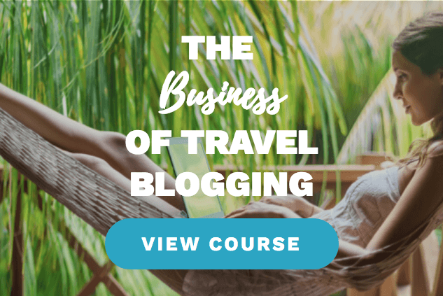 Superstar Blogging: The Business Of Travel Blogging Course