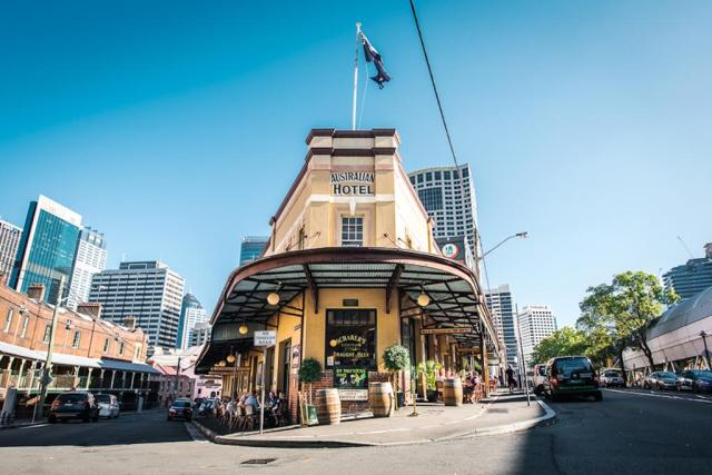 Cheap hotels in Sydney heritage