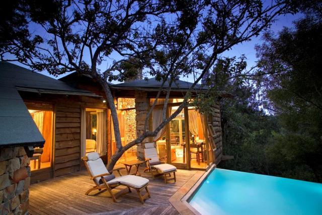 treehouse hotels tsala