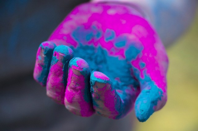 Holi Festival - 10 reasons to travel to India