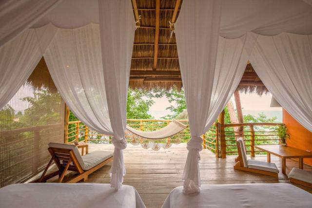 Treehouse hotels: Xinalani Resort Mexico