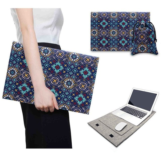 Digital Nomad Womens Laptop Case - Summer Travel Gifts For Female Travelers