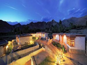 Saboo Resorts, Leh: Why travel to India?