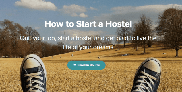 How To Start A Hostel - Top Travel Job Courses Which Will Teach You How To Work From Anywhere