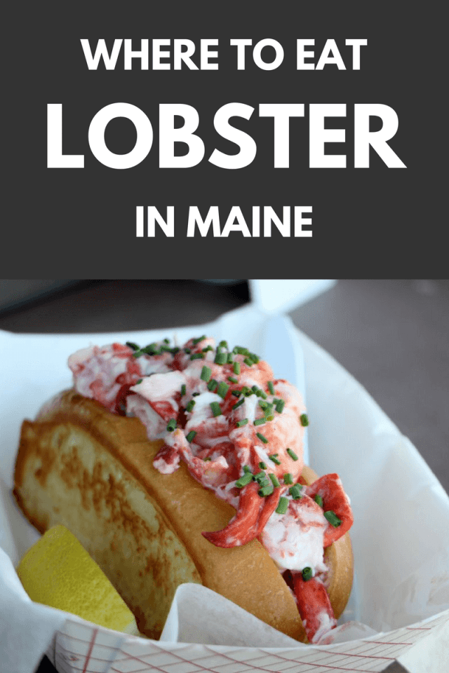 Heading to Maine? Then there's one dish you have to try at least once - lobster. Lobster in Maine is known to be some of the best in the world - here's where to get it...