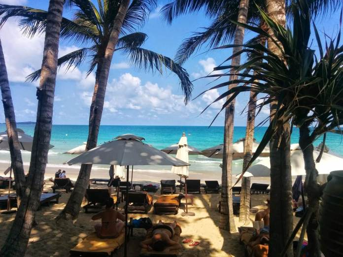Best beaches and party islands in Thailand: Koh Samui