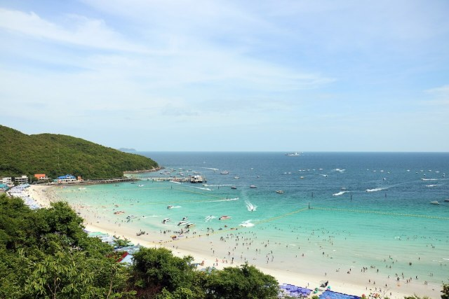 Best beaches and party islands in Thailand: Pattaya