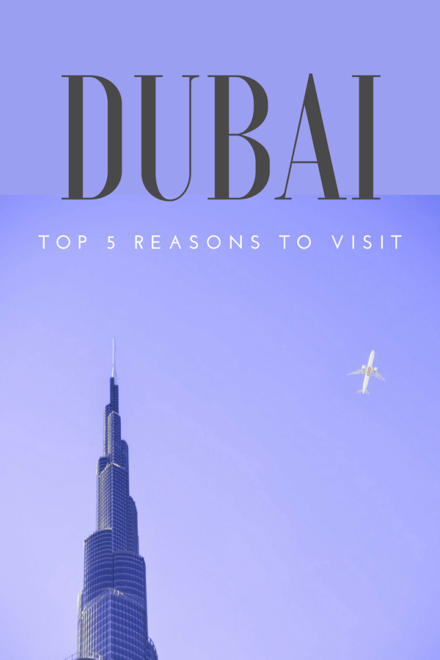 Not sure if you should travel to Dubai? Don't know if it's for you? Here's a list of all the things that make a trip to Dubai worth your time and money...