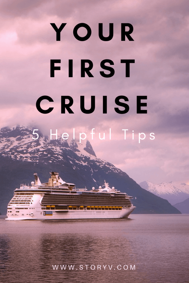 Are you about to go on your very first cruise? Follow these 5 important tips and you'll be more than ready when the time comes to set sail!