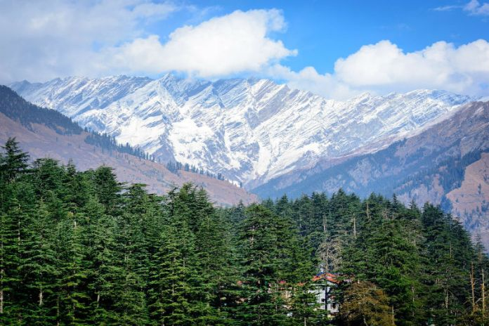 india on a budget-manali
